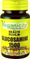 Glucosamina HCL 1500 mg