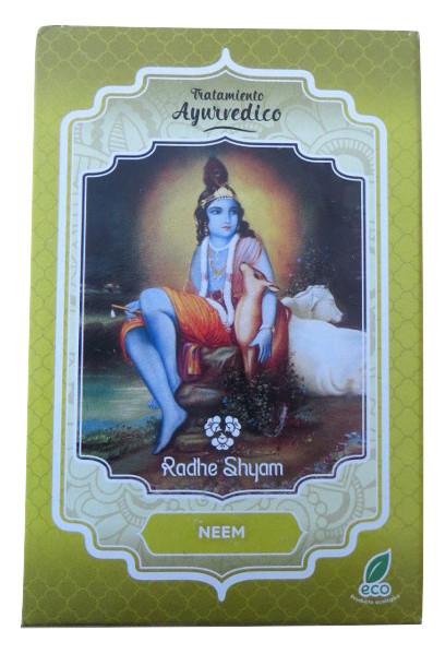 Tratamento Capilar Neem 100 g - Radhe Shyam