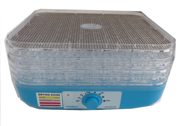 Desidratador Midzu - modelo 4 (Sem caixa)