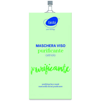 Máscara facial purificante de pepino 20ml - Bjobj