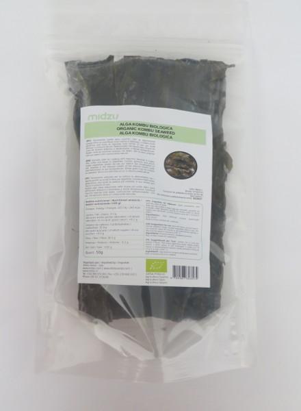 Alga Kombu biológica Midzu 50g
