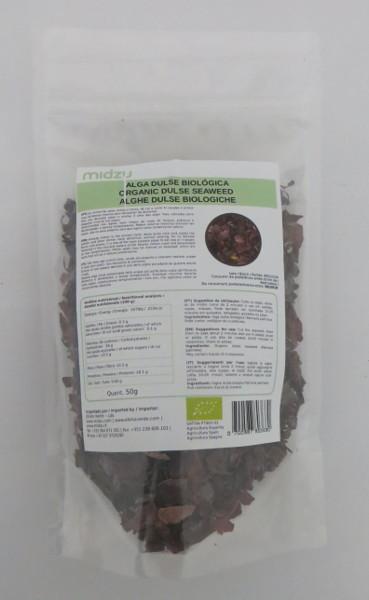 Alga Dulse biológica Midzu 50g